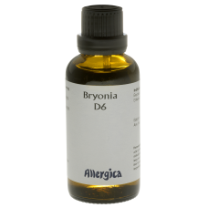 Bryonia  D6, dråber