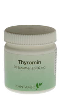 Thyromin, tabletter